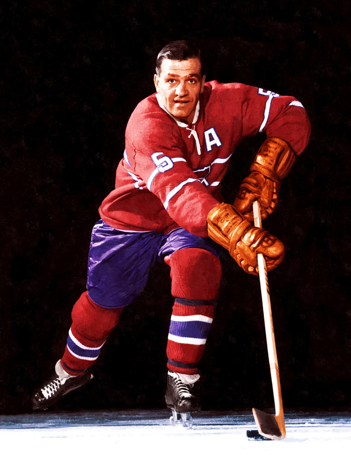 boom boom geoffrion montreal