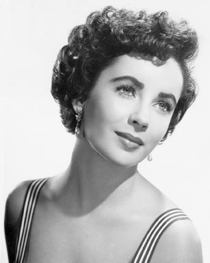 liz taylor beautiful