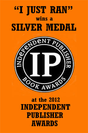 hawley i just ran independent publisher award