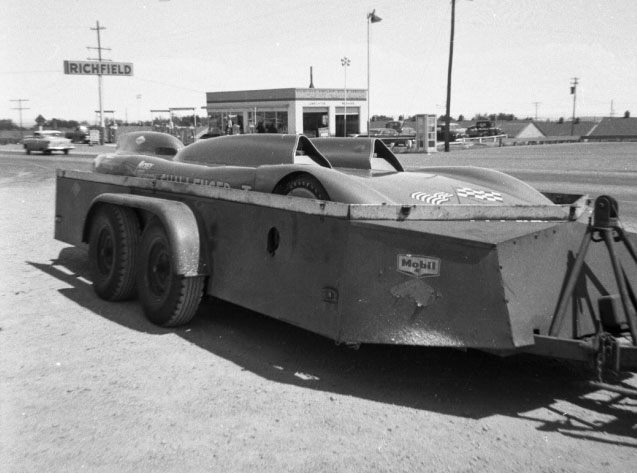 mickey thompson challenger land speed record