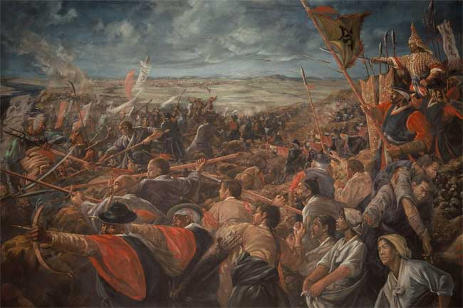 battle of haengju imjin war