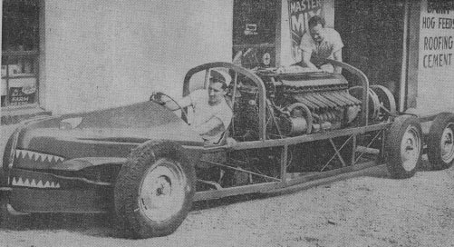 art walt arfons green monster dragster