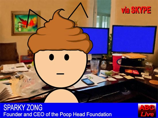 poop head foundation