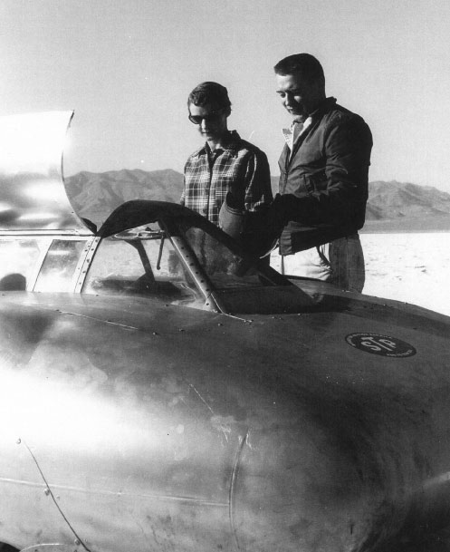 athol zeldine graham land speed record